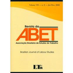 Revista da Abet - Volume Vii - N⺠2