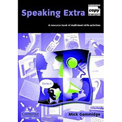 Speaking Extra - a Resource Book Of Multi-level Skills Activities