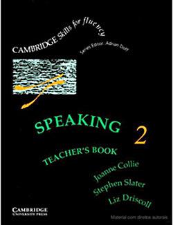 Livro : Speaking - Teacher's Book - Intermediate Vol. 02