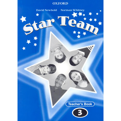 Star Team - Level 3 - Teachers Book