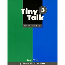 Tiny Talk 3 - Teachers Book