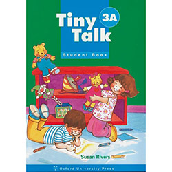 Tiny Talk 3a - Student Book