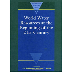 World Water Resources At The Beginning Of The 21st Century