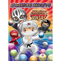 Aventuras Mágicas dos Magic Ninjas, As