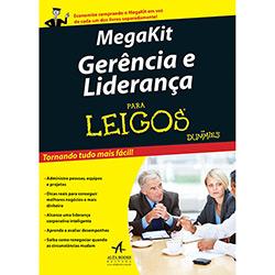 Megakit Gerência e Liderança: para Leigos