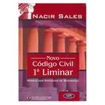 Novo Codigo Civil - Primeira Liminar