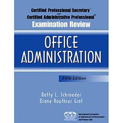 Office Administrationâââââââââââââââââââââââââââââ