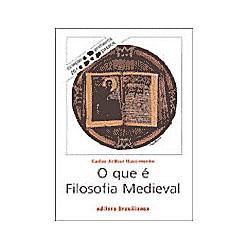 Que e Filosofia Medieval,o