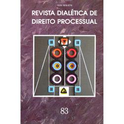 Revista Dialética de Direito Processual N⺠83