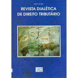 Revista Dialética de Direito Tributário - N⺠161