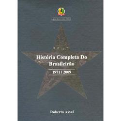 História Completa do Brasileirão - 1971-2009