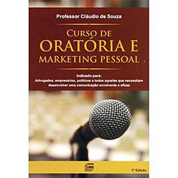 Curso de Oratória e Marketing Pessoal