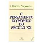 Pensamento Economico do Seculo Xx, o - 2â° Edição