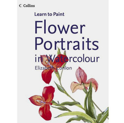 Flower Portraits In Watercolour
