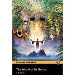 Island Of Dr Moreau Bk - Cd Pack
