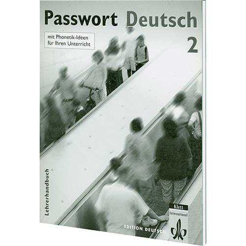 Passwort Deutsch 2 - Lehrerhandbuch Mit Phonetik-ideen Für Ihren Unterricht