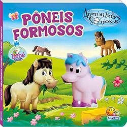Pôneis Formosos - Coleção Animaizinhos Sonoros