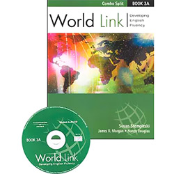 World Link: Developing English Fluency - Combo Split - Book 3a