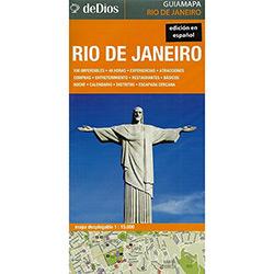Rio de Janeiro: Guia Mapa