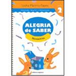 Alegria de Saber: Matemática - Pré-escola - Vol. 2
