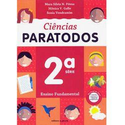 Ciências Paratodos - 2⪠Série - 1⺠Grau
