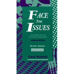 Livros - Face The Issues - Audiocassetes