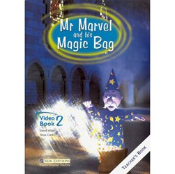 Mr Marvel And His Magic Bag - Video Book 2 Teacher's Book