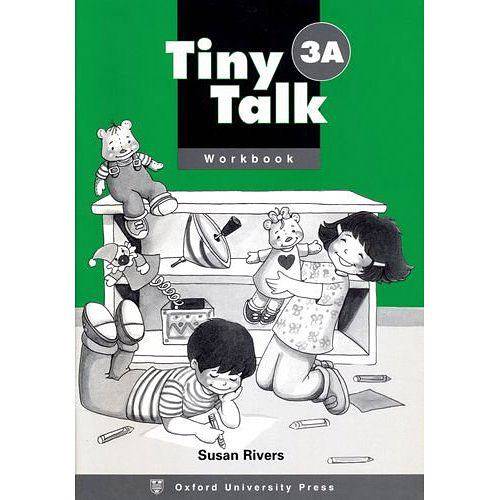 Tiny Talk 3a - Workbook