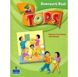 Tops 4 - Homework Book