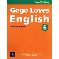 Gogo Loves English 6 - New Edition - Teachers Book