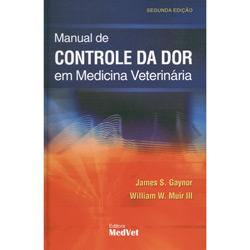 Manual de Controle da Dor em Medicina Veterinária