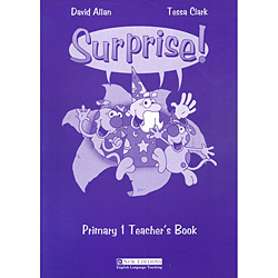 Surprise! Primary 1: Teachers Book