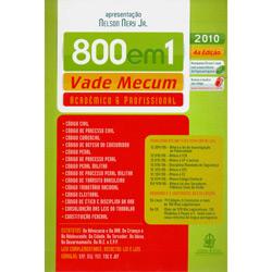 800 em 1 Vade Mecum Acadêmico e Profissional