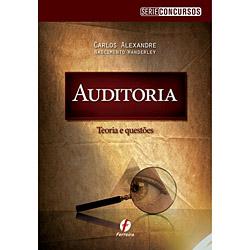 Auditoria: Teoria e Questões - Série e Questões