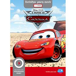 Carros Disney-pixar - Audiolivro