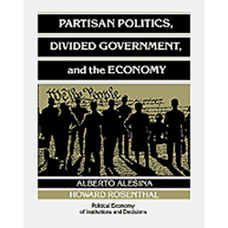 Partisan Politics, Divided Government, And The Eco