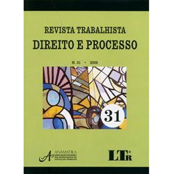 Revista Trabalhista - Direito e Processo N⺠31