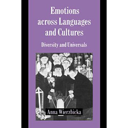 Emotions Across Languages And Cultures