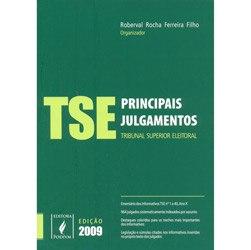 Principais Julgamentos do Tse - Indexados por Assunto