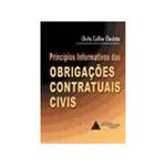 Principios Informativos das Obrigaçoes Contratuais