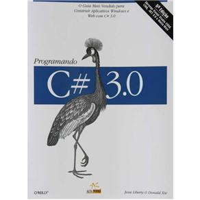 Programando C# 3.0