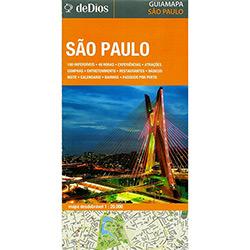 Sao Paulo: Guia Mapa