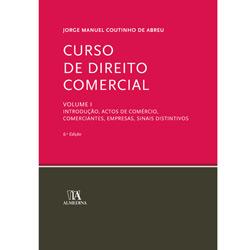 Curso de Direito Comercial, V.1