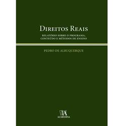 Direitos Reais - Relatório Sobre o Programa, Conteúdo e Métodos de Ensino