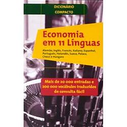 Economia em 11 Línguas - Alemão, Inglês, Francês, Italiano, Espanhol, Português, Holandês, Sueco, Polaco, Checo e Húngaro