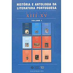 História e Antologia da Literatura Portuguesa - Século Xvi - Vol.2 Tomo I
