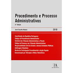 Procedimento e Processo Administrativos