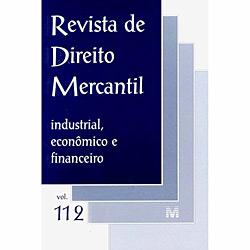 Revista de Direito Mercantil - Edição 112
