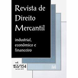 Revista de Direito Mercantil - Industrial, Econômico e Financeiro