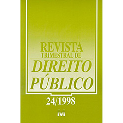 Revista Trimestral de Direito Público - Edição 24